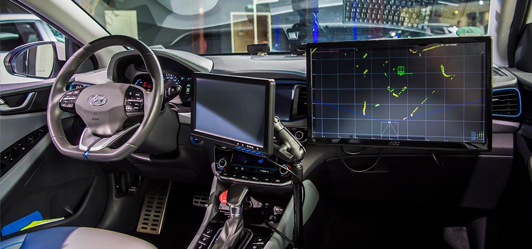 condução autónoma na Hyundai