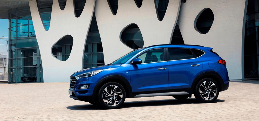 8 curiosidades sobre o Hyundai Tucson