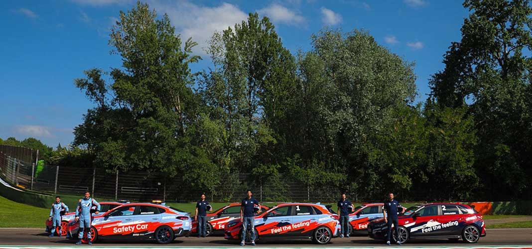 Hyundai com forte presença no WorldSuperbikes