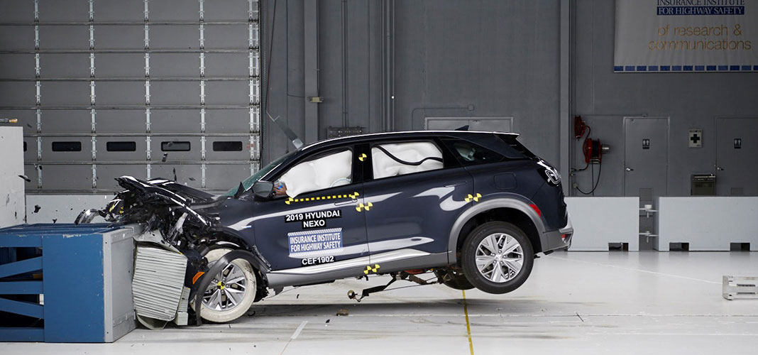 Hyundai NEXO testado