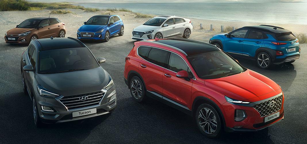 vendas Hyundai Europa