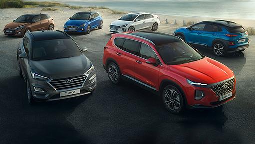 Resultados de vendas da Hyundai na Europa superam o mercado