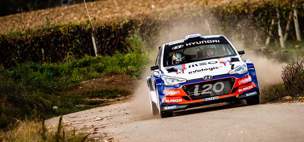 Team Hyundai Portugal continua na luta pelo título