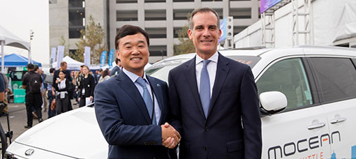 Hyundai lançou MoceanLab