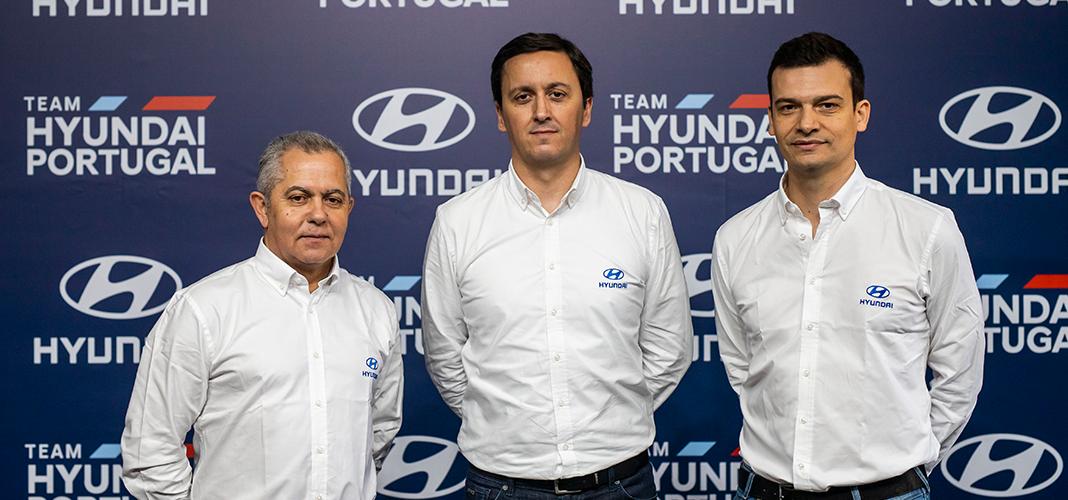 Team Hyundai Portugal 2020 - equipa