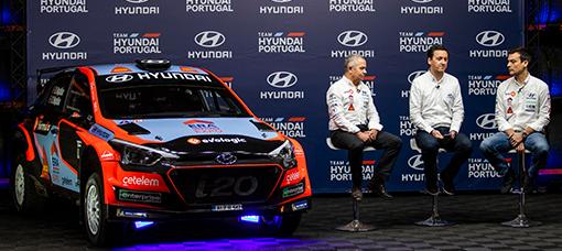Team Hyundai Portugal vai ainda mais longe em 2020