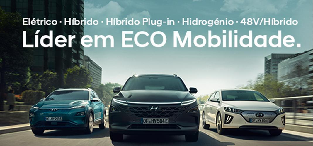 hyundai lider na venda de veículos eletrificados
