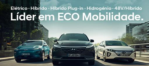 Hyundai alcança o Top 3 na venda de veículos eletrificados no mercado das marcas generalistas em fevereiro de 2020