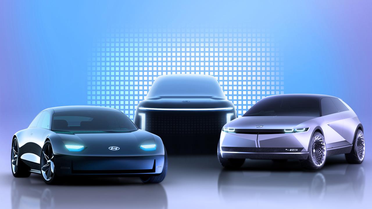 Carros elétricos Hyundai IONIQ