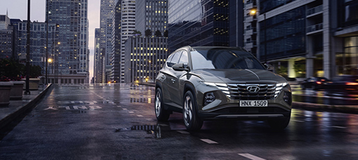 """Hyundai e a SM Entertainment apresentam """"The All-New Tucson, Beyond DRIVE"""", uma apresentação virtual inovadora para o Novo SUV"""
