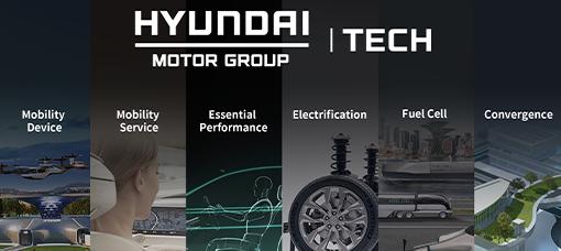 Hyundai Motor Group renova o seu website para apresentar as tecnologias do futuro