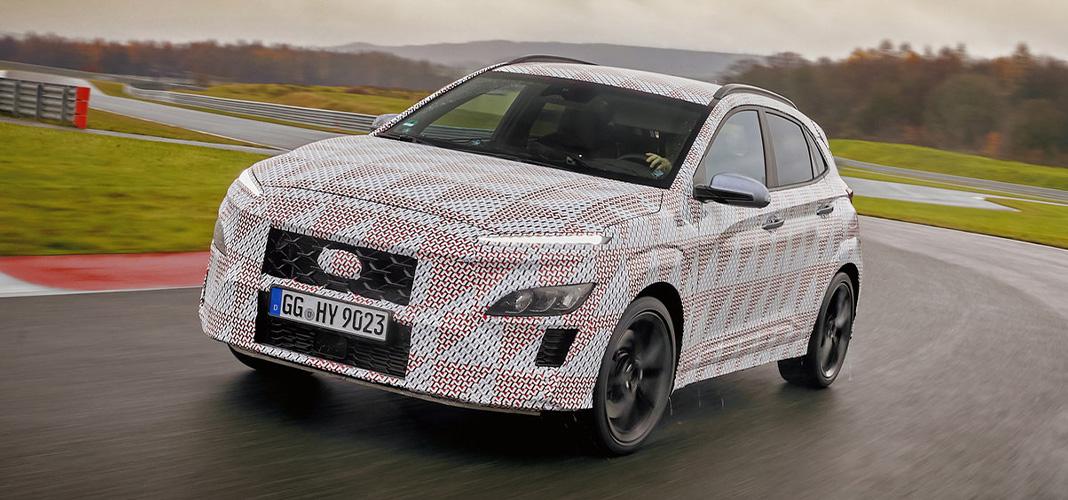 """Um """"Hot SUV"""" o Novo Hyundai Kauai N junta-se à família 'N'"""