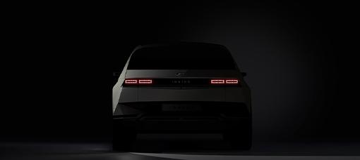Hyundai revela as primeiras imagens do IONIQ 5