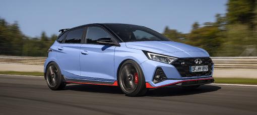 Novo Hyundai i20 N: Condução desportiva com design