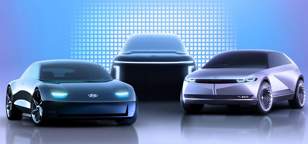 Elétricos Hyundai