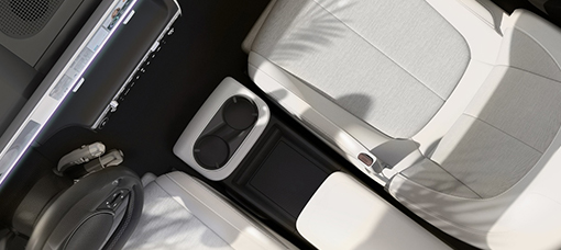 """Hyundai revela o """"Living Space"""" e interior sustentável do IONIQ 5 antes da apresentação mundial virtual"""
