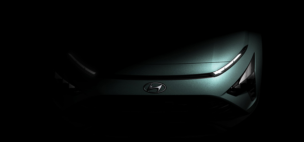 Novo Hyundai BAYON