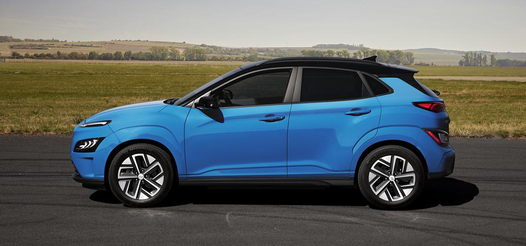 Novo Hyundai Kauai EV