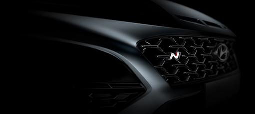 Hyundai Motor revela primeiro vislumbre do Novo KAUAI N