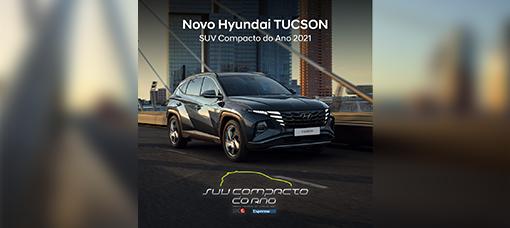 Hyundai TUCSON HEV conquista prémio