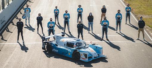 Hyundai Motor estabelece parceria com a Forze Hydrogen Racing para alargar os limites da mobilidade fuel cell
