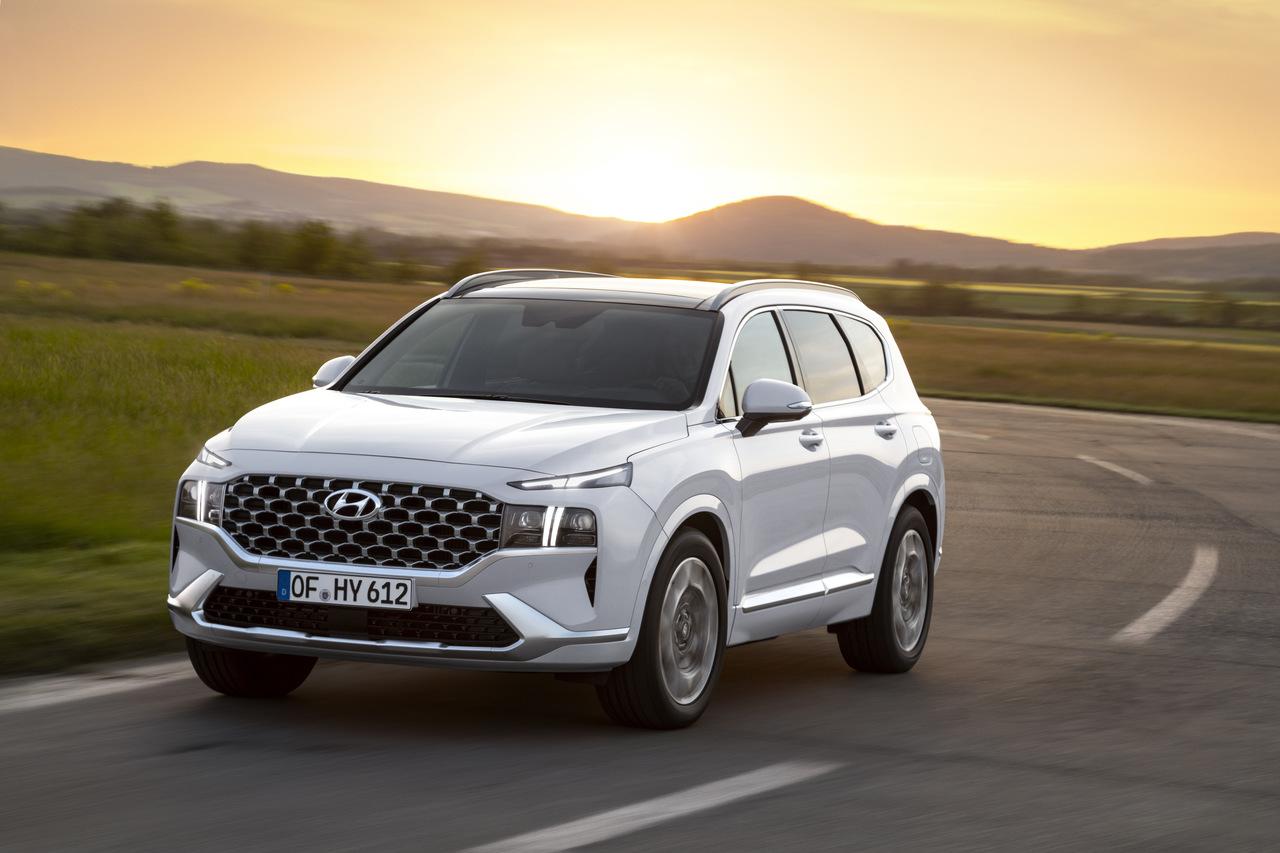 Hyundai Motor revela detalhes da motorização e equipamentos do Novo Hyundai SANTA FE