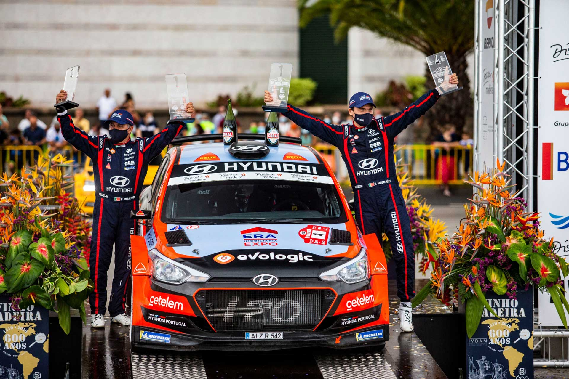 Team Hyundai Portugal está de volta em 2021