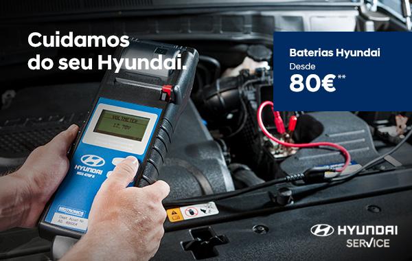 Baterias Hyundai
