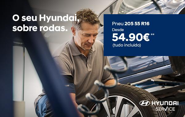 Campanha de pneus