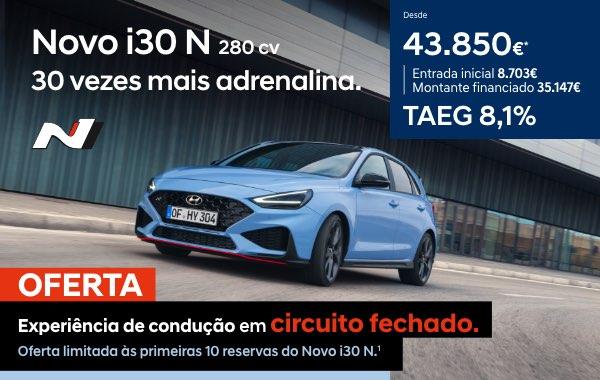 Novo Hyundai i30 N