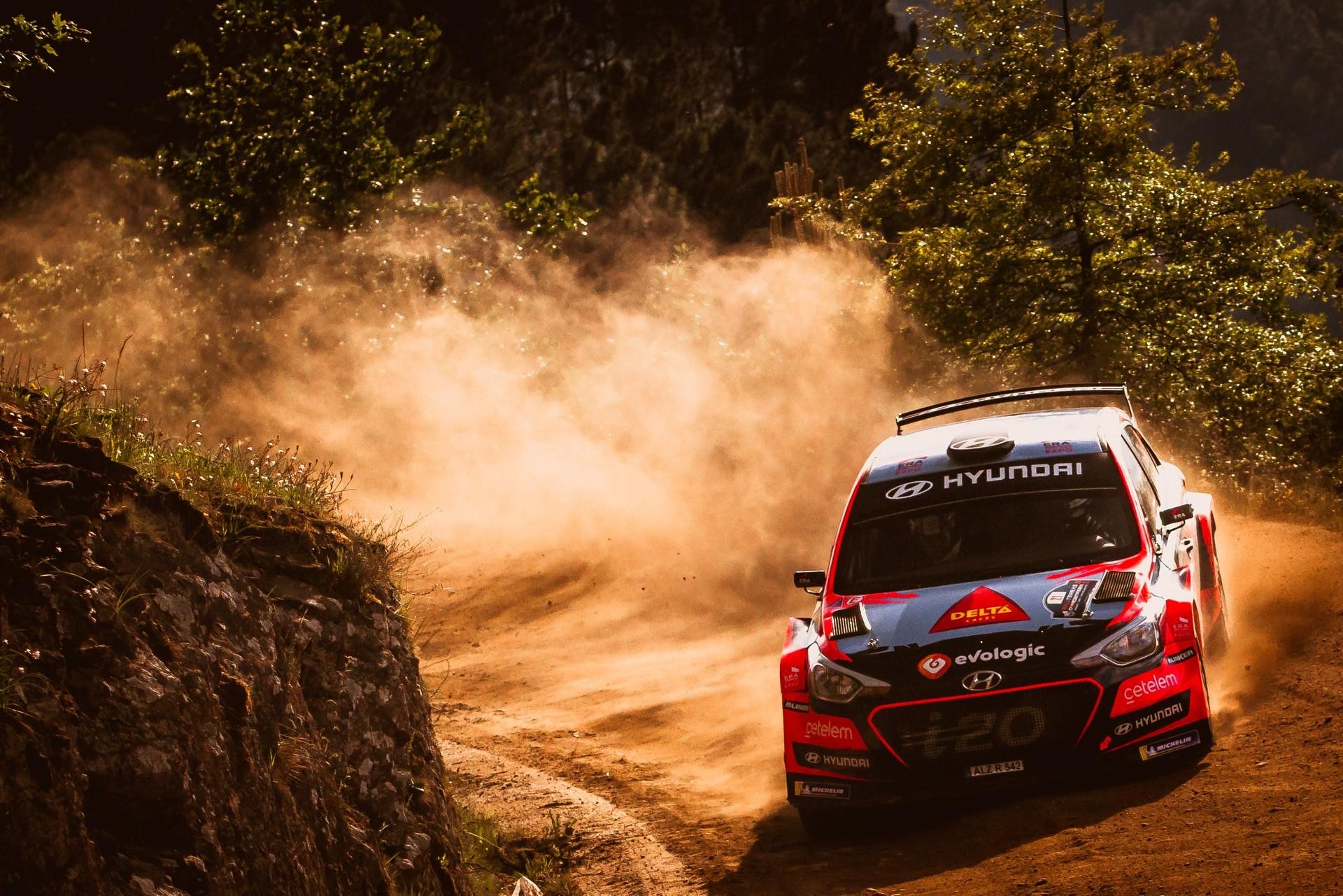 Team Hyundai Portugal arranca o Campeonato de Portugal de Ralis com ambição